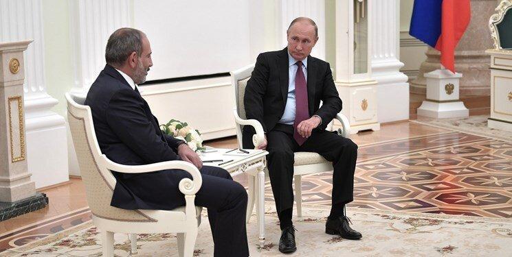مسکو تهدید کرد؛با تمام قوا از ارمنستان حمایت می کنیم