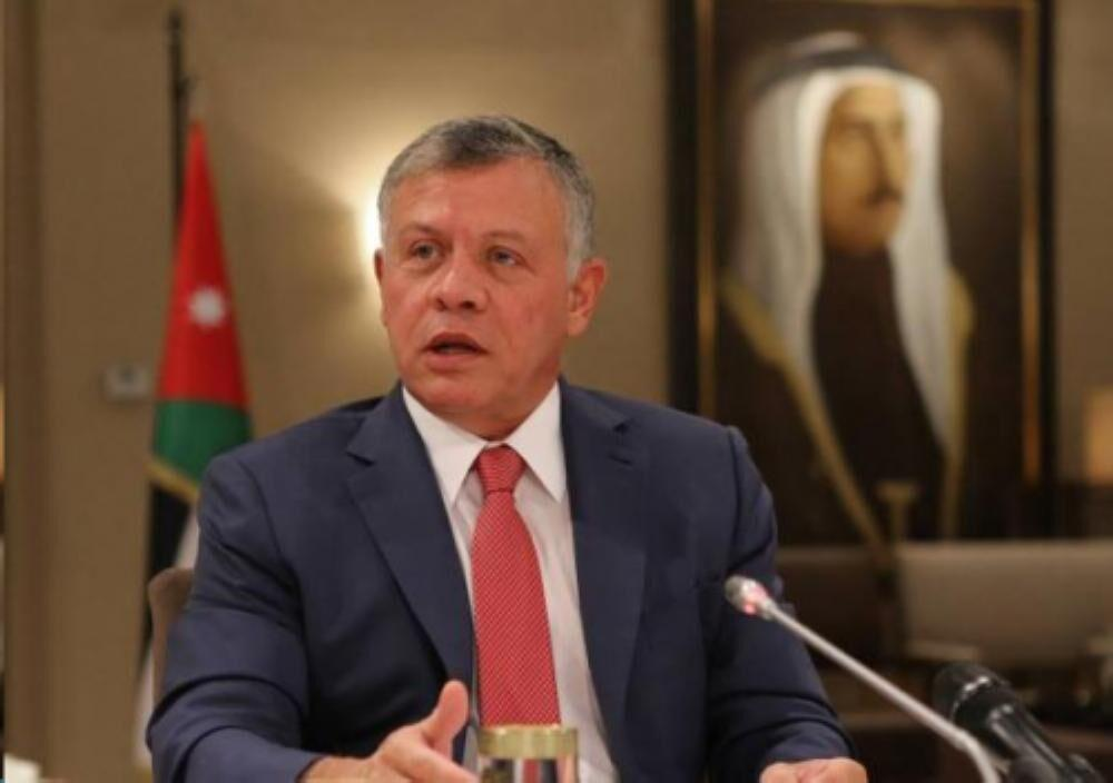 خبرنگاران شاه اردن با استعفای نخست وزیر این کشور موافقت کرد