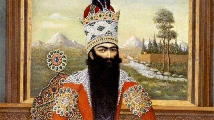 مرگ فتحعلی شاه قاجار
