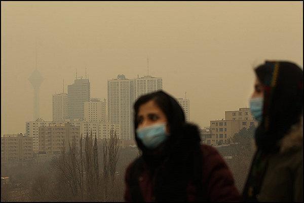 هشدار سازمان هواشناسی به شهروندان تهران وکرج