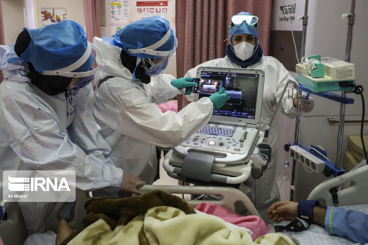 خبرنگاران شمار بستری های کرونایی در بیمارستان های زنجان به 500 نفر رسید