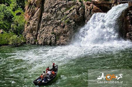 آبشار بل؛ آبشار زیبای کردستان، عکس