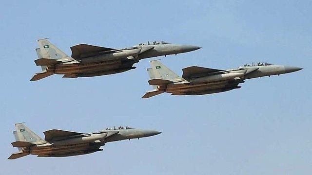 حملات هوایی ائتلاف متجاوز سعودی به مأرب و صعده یمن