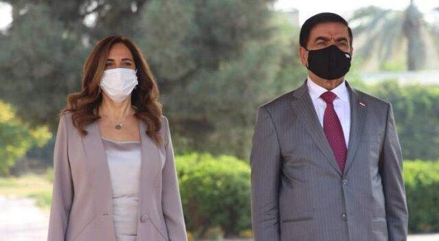 رایزنی وزیزان دفاع عراق و لبنان درباره گسترش همکاری های مشترک