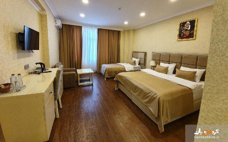 هتل رویال باکو ؛ اقامتگاهی 3ستاره با امکانات استاندارد، عکس