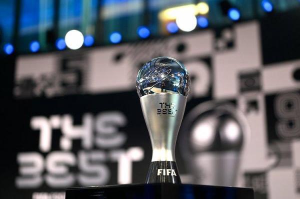 (تصاویر) اهدای جوایز بهترینهای فیفا؛ لواندوفسکی بهترین بازیکن شد