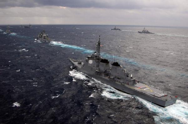 ماموریت نیروهای دفاع از خود ژاپن در خاورمیانه یک سال تمدید شد