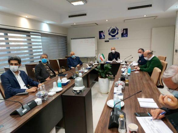 یکصد و چهل و چهارمین جلسه فراوری شرکت میدکو برگزار گشت