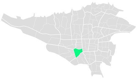 دفاتر پلیس +10 منطقه 17 تهران (آدرس و تلفن)