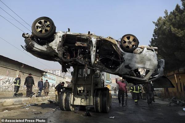 حملات طالبان در کابل افزایش داشته است