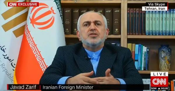 خبرنگاران ظریف: با بازگشت آمریکا به برجام ایران فوری آماده پاسخ می شود