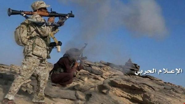 پیشروی انصارالله در مأرب و نزدیک شدن نیروهای ارتش به گذرگاه مرزی عربستان