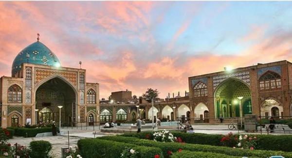مسجد جامع زنجان؛ تلفیقی بی نظیر از تاریخ، مذهب و هنر، عکس