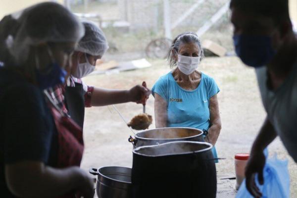 خبرنگاران شیوع کرونا بحران غذایی در آمریکای لاتین را سه برابر کرد