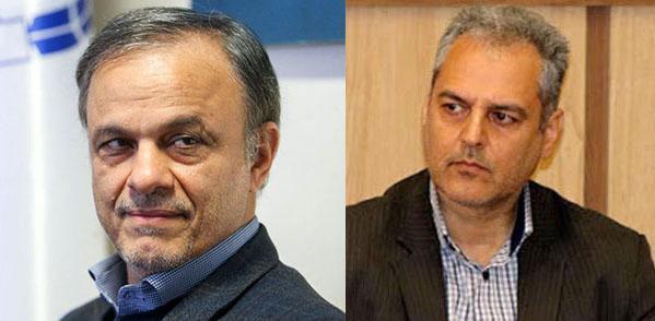 اعتراض خاوازی به رزم حسینی درباره فروش مرغ قطعه بندی شده خبرنگاران