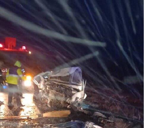تصادف در جاده اشتهارد 5 کشته بر جا گذاشت