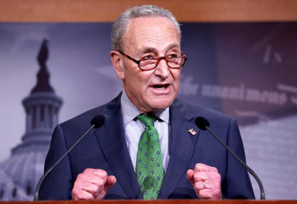 درخواست رهبر اکثریت سنای آمریکا خواستار برای مذاکراتی فراتر از مسائل هسته ای با ایران