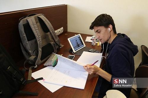 تمامی فرآیند های آموزشی دانشجویان دوره های تحصیلات تکمیلی دانشگاه ایلام به صورت الکترونیکی انجام می گردد