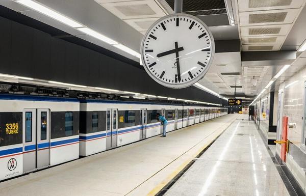 خدمات دهی خطوط متروی تهران و حومه در روز های 14 و 15 خرداد