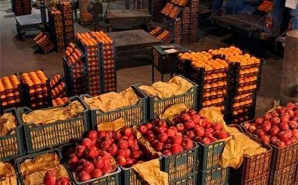 آخرین تغییرات قیمت ها در بازار میوه