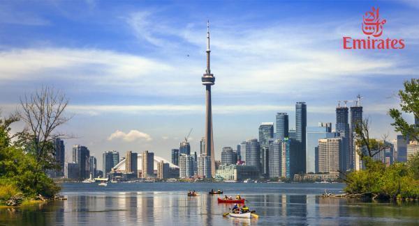 تور کانادا: شرایط جدید سفر به کانادا با هواپیمایی امارات