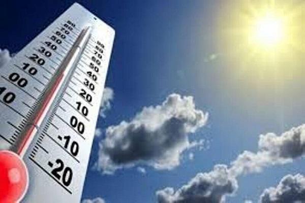 دمای هوا در اغلب مناطق کشور گرمتر می شود