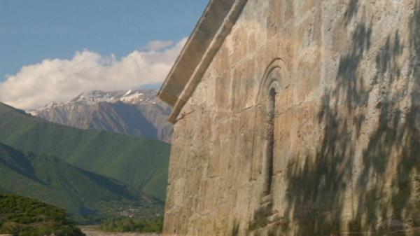 شهر شکی: مروارید قفقاز