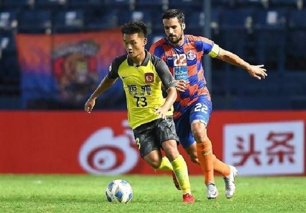 لیگ قهرمانان آسیا، سومین شکست متوالی گوانگژوی چین