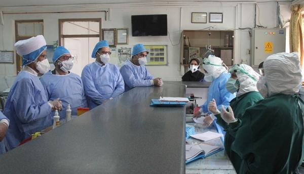 16080 بیمار تازه کرونا در کشور، آمار کرونا در ایران 15 تیر 1400
